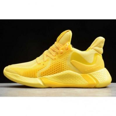 adidas alphabounce jaune