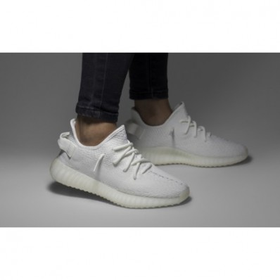 adidas boost blanche femme