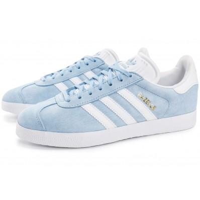 adidas gazelle bleu chausport