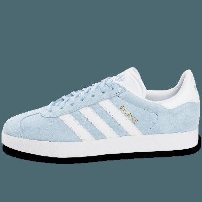 adidas gazelle bleu pastel