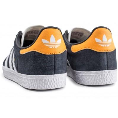 adidas gazelle gris et orange