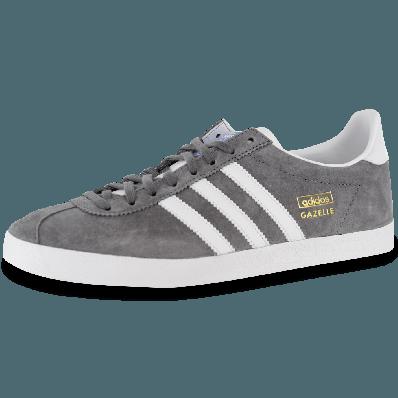 adidas gazelle grises homme