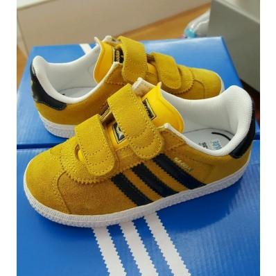 adidas gazelle marine jaune