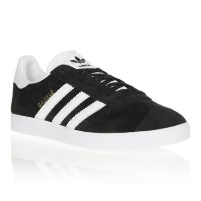 adidas gazelle noir blanche
