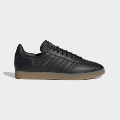 adidas gazelle nubuck noir