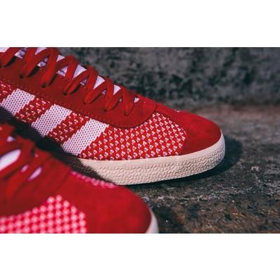 adidas gazelle primeknit rouge