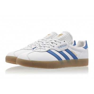adidas gazelle super blanche