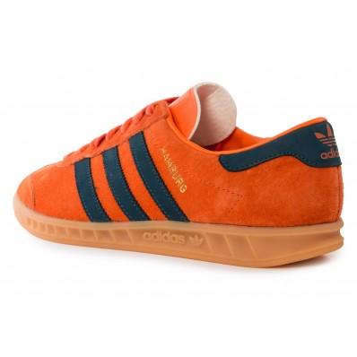 adidas hamburg homme orange