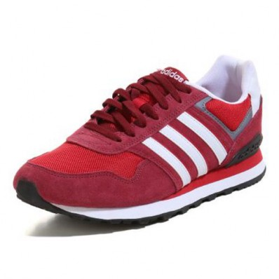 adidas neo homme rouge