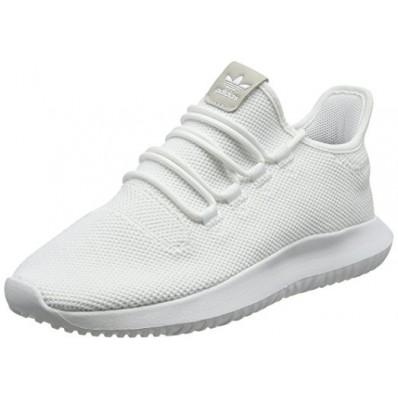 adidas tubular blancas y grises