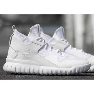 adidas tubular x blanche