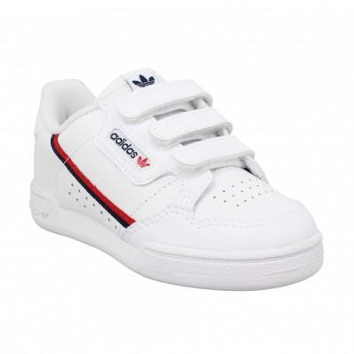 chaussures en cuir adidas
