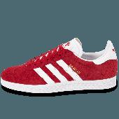 adidas gazelle rouge soldes