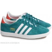 adidas gazelle bleu pas cher