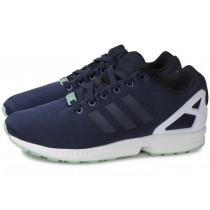 adidas zx flux homme bleu marine